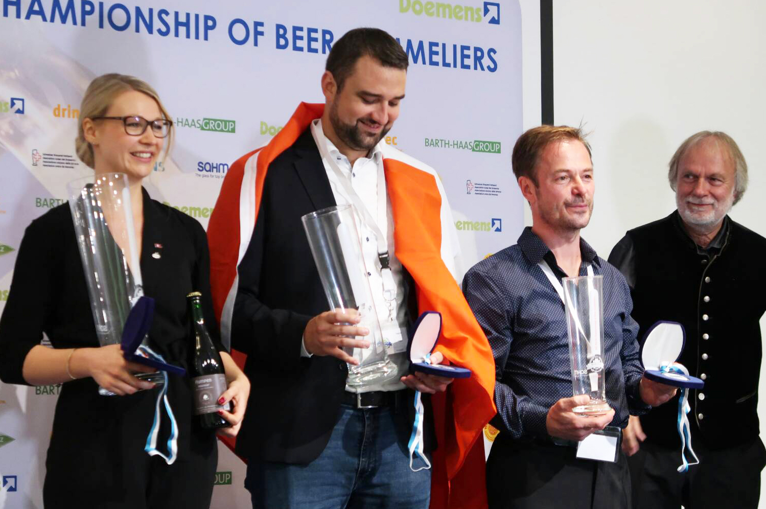 The World Championship of Beer Sommeliers 2019